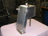 Procomps Custom made kit car fuel cell / tank
